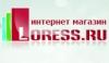 Интернет-магазин Loress.ru отзывы