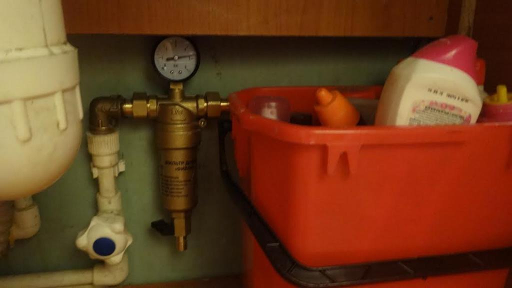 Фибос фильтр для воды - Много лет пользовался обычным обратноосмотическим фильтром...