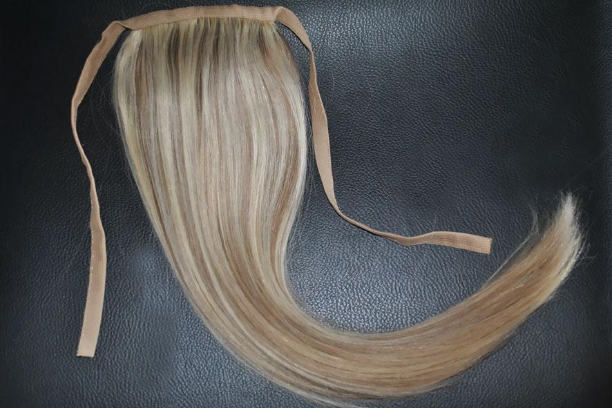 хвосты из натуральных волос фото сколько