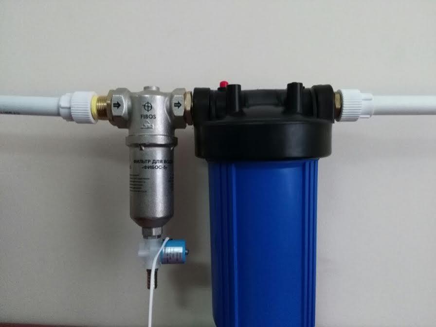 Фибос фильтр для воды - Изменения воды действительно есть, и они ощутимые