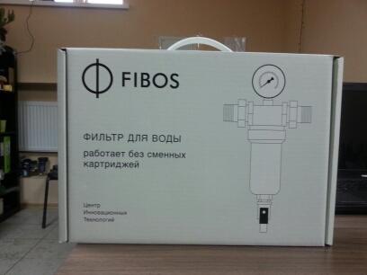 Фибос фильтр для воды - Фибос- 1 для дачи