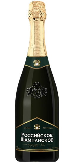 """Российское шампанское белое полусладкое """"Невская Жемчужина"""" - Цена, вкус, качество."""