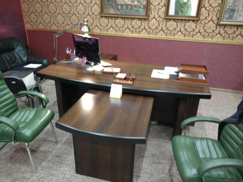Мебельный магазин РЕМИ в Санкт-Петербурге - Кабинет руководителю