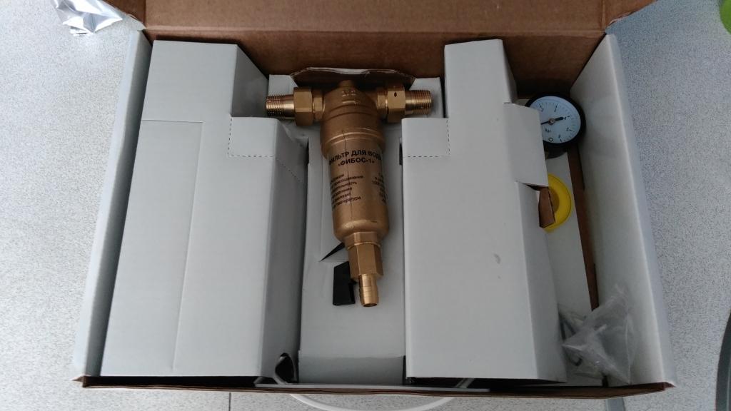 Фибос фильтр для воды - ФИБОС-1