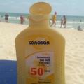 Солнцезащитное молочко Sanosan SPF50 отзывы
