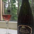 Вино игристое Вилла Амалия Розе отзывы