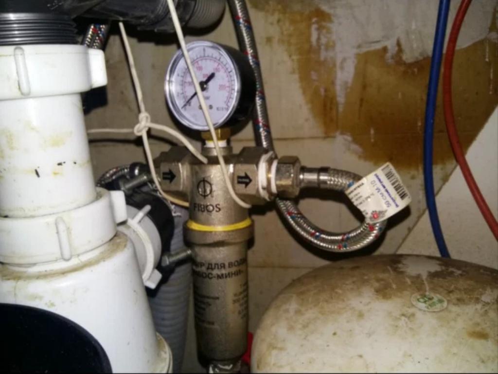 Фибос фильтр для воды - Фибос