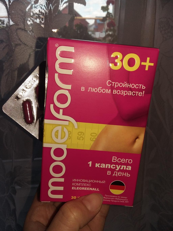 Модельформ 30+ - Препарат действует!