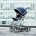 Детская прогулочная коляска Elenire Sesto S Chrome отзывы