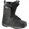 Ботинки для сноуборда SALOMON 2017-18 TITAN BLACK отзывы