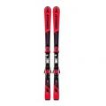 Горные лыжи с креплениями Atomic 2017-18 REDSTER J4 + L 7 ET отзывы