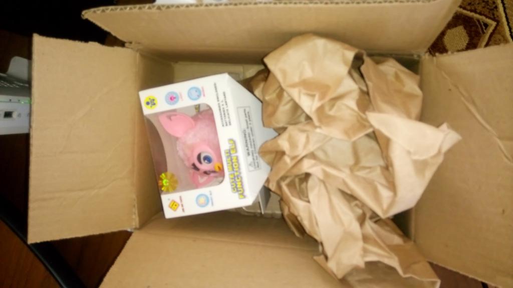 Интернет магазин furby - toys.com - сайт furby - toys.com Обманывают взрослых и детей.