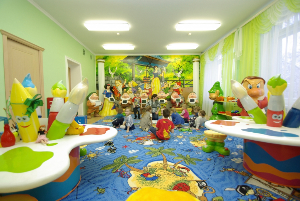 Детский сад Остров Сокровищ - Ознакомление...)))
