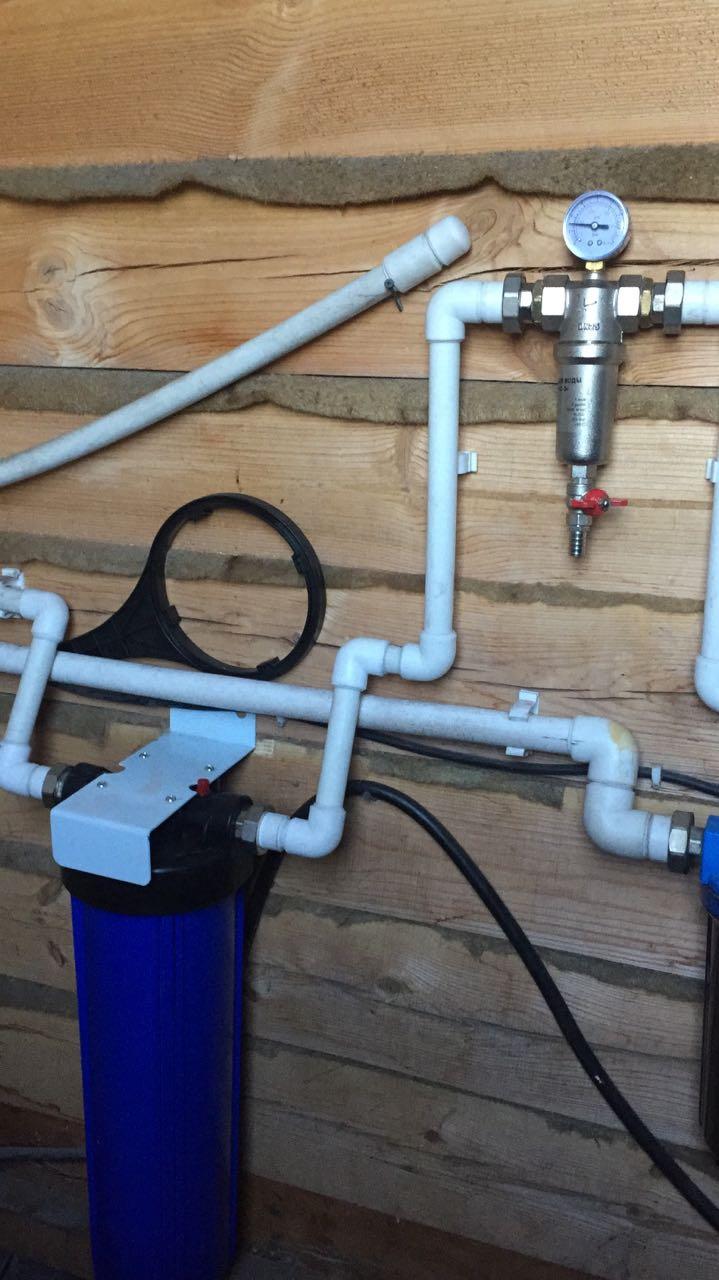 Фибос фильтр для воды - Фибос-3