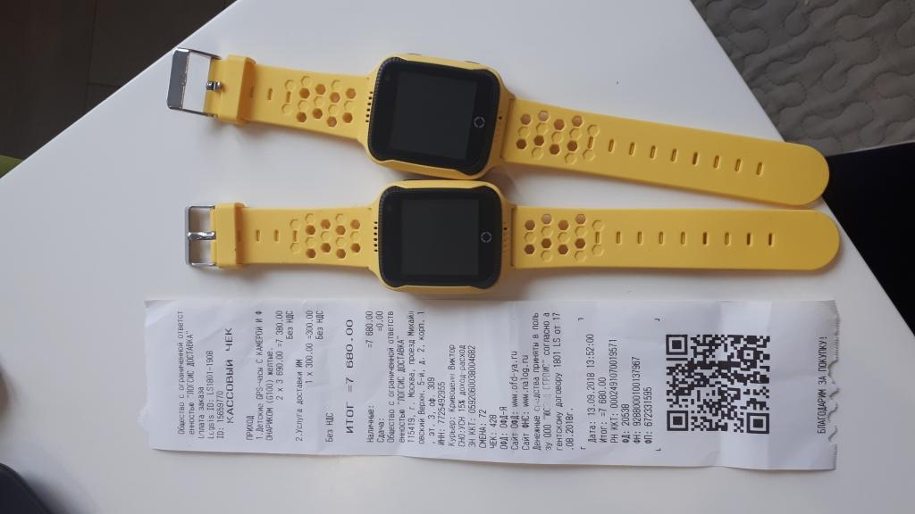 Умные детские часы (Smart Baby watch) - БРАК!! ОБМАН !!!!