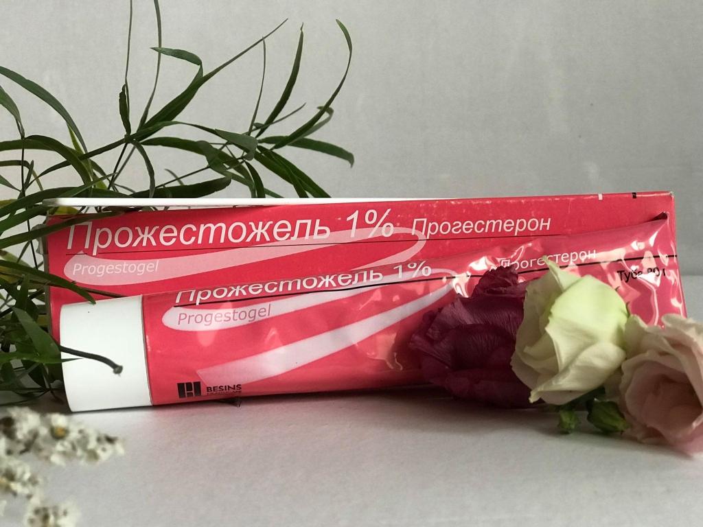 Progestogel (Прожестожель) - Один раз пролечиться, чтобы грудь не болела