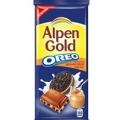 Alpen Gold Орео Арахисовая Паста отзывы
