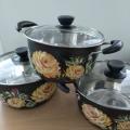 """Набор для посуды """"Русские традиции"""" отзывы"""