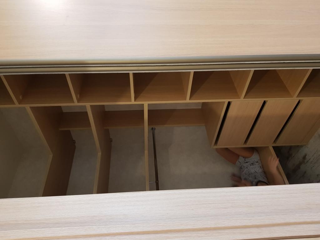Мебельная фабрика Стильные кухни - Спасибо вам за наш шкаф!