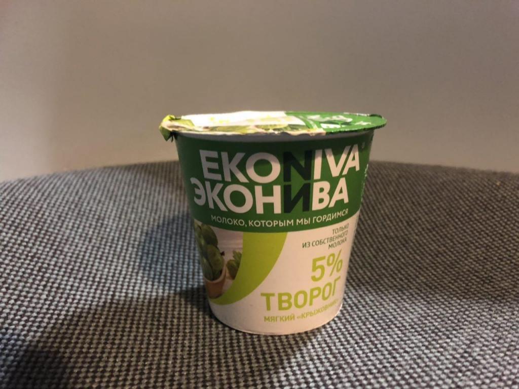 ЭкоНива - Вкусные творожки на каждый день