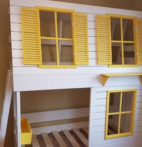 Фабрика детской мебели БукВуд - Шикарная кровать