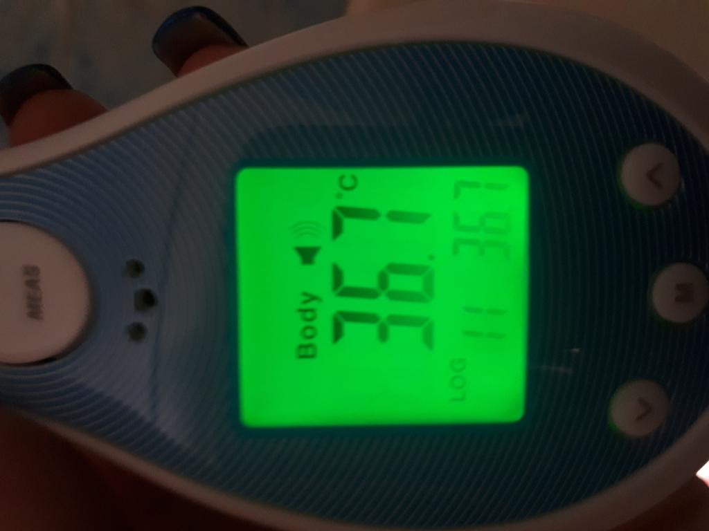 Инфракрасный термометр Sensitec NB - 401 - Инфракрасный термометр Сенситек . Мой подробный отзыв .