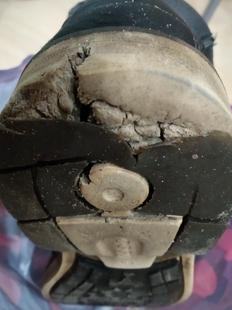 ECCO - Отвратительное качество обуви!!!