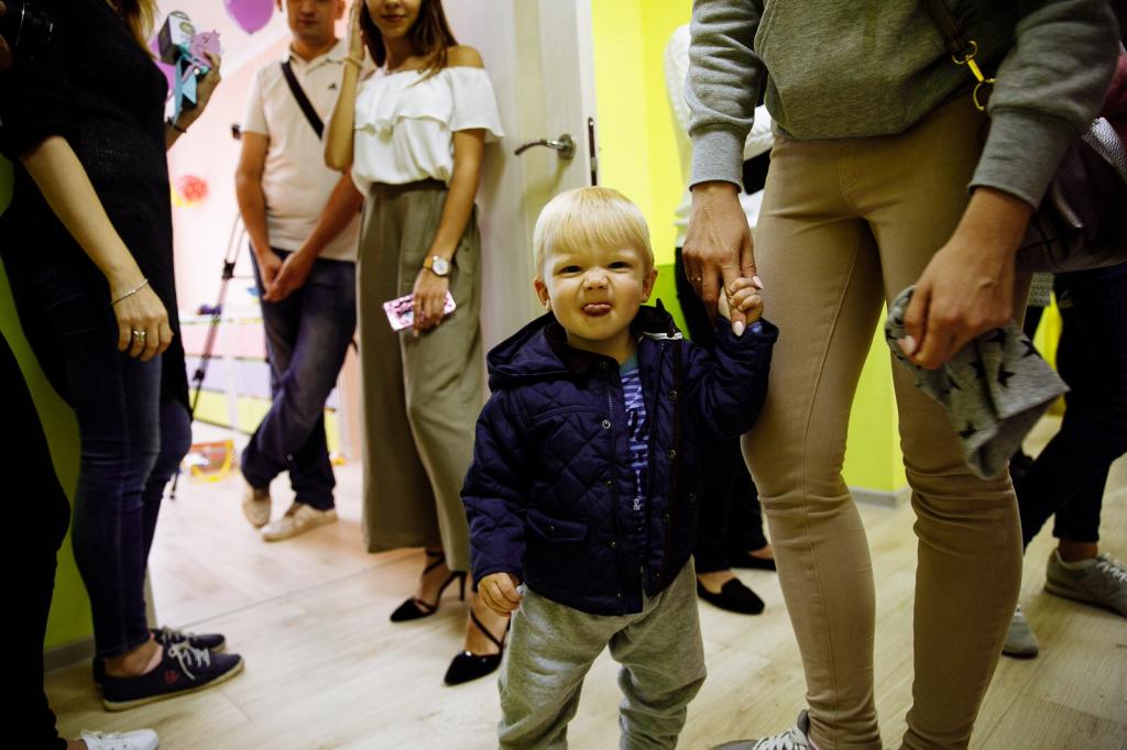 Союз Детских Центров - Мы работаем чтобы в стране было больше новых детских садов