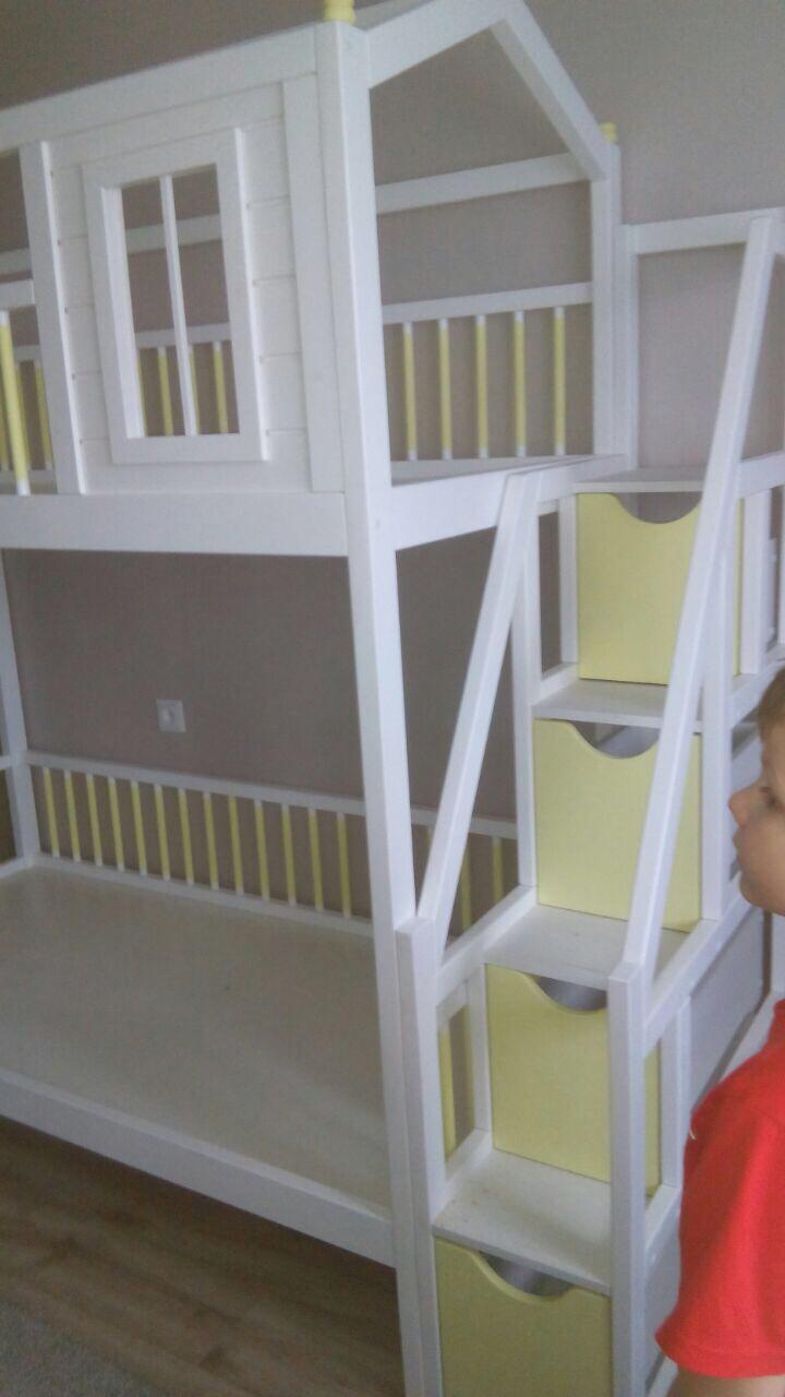Уральская мебельная фабрика - Детская кровать на заказ