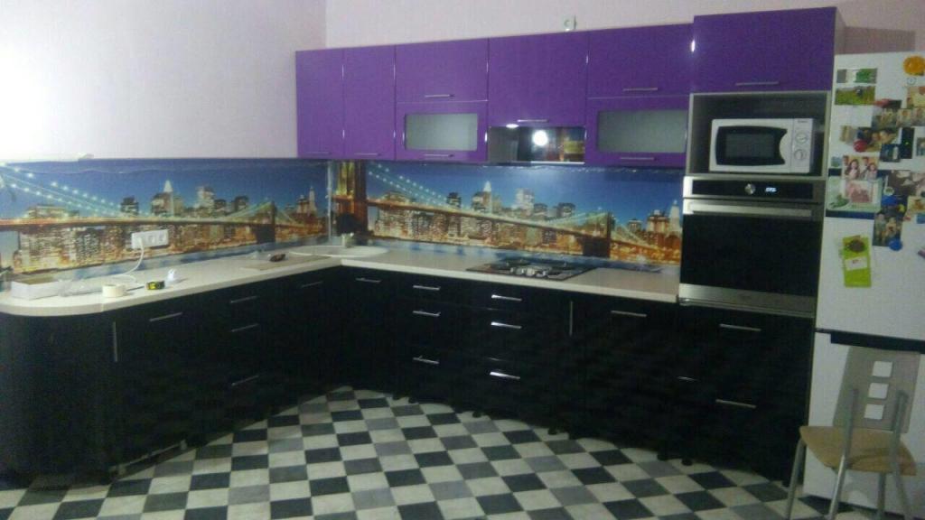 Уральская мебельная фабрика - Кухня с доставкой на дом