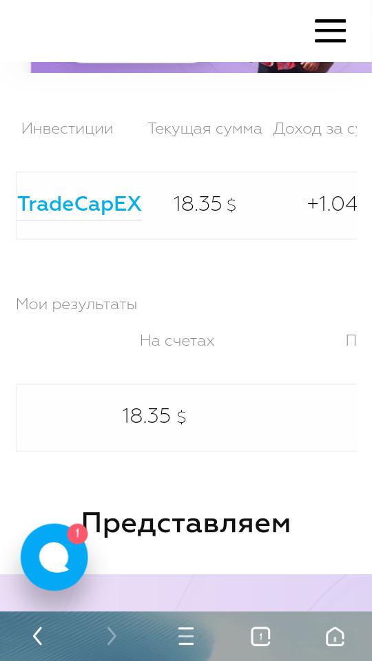 CapEX24 брокер - Опыт инвестирования