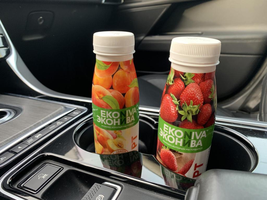 ЭкоНива - Йогурт напоминающий вкус лета.