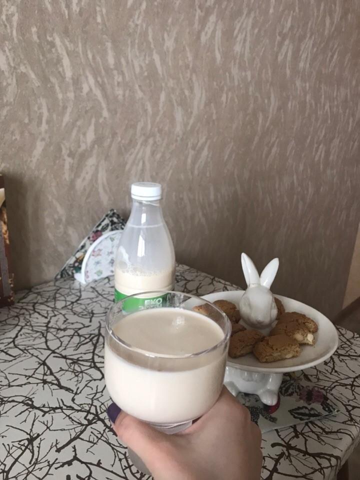 ЭкоНива - Топлёное молочко с восхитительным вкусом.