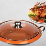 Сковорода-жаровня La chef отзывы