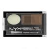 Тени для бровей NYX Professional Makeup Eyebrow Cake Powder отзывы
