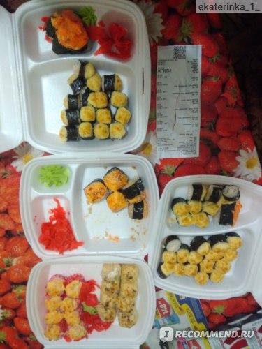 Суши wok - Никогда не заказывайте здесь еду! Знаю компанию изнутри!