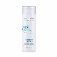 Безсульфатный шампунь против перхоти Biotrade Sebomax Control Anti-Dandruff Shampoo