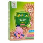Heinz гречневая кашка с Омега3 отзывы
