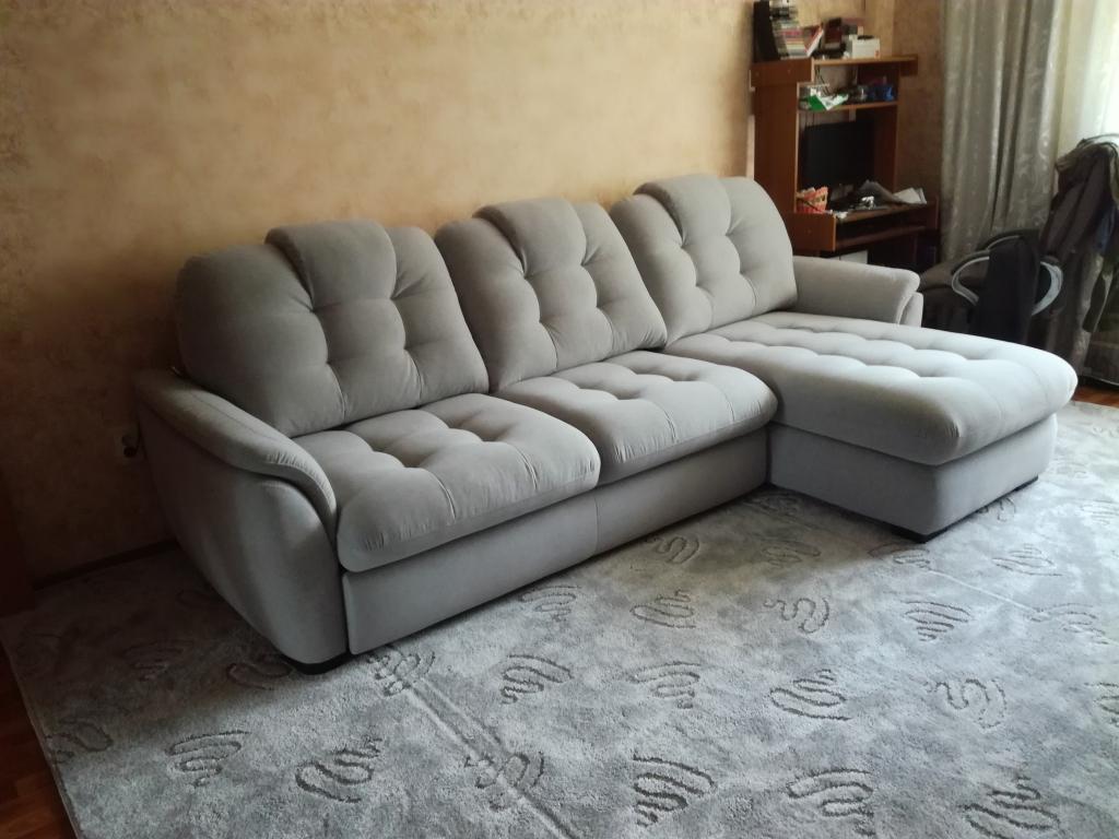 Мебельная фабрика Gray Cardinal - Спасибо большое за диван, удобно и практично