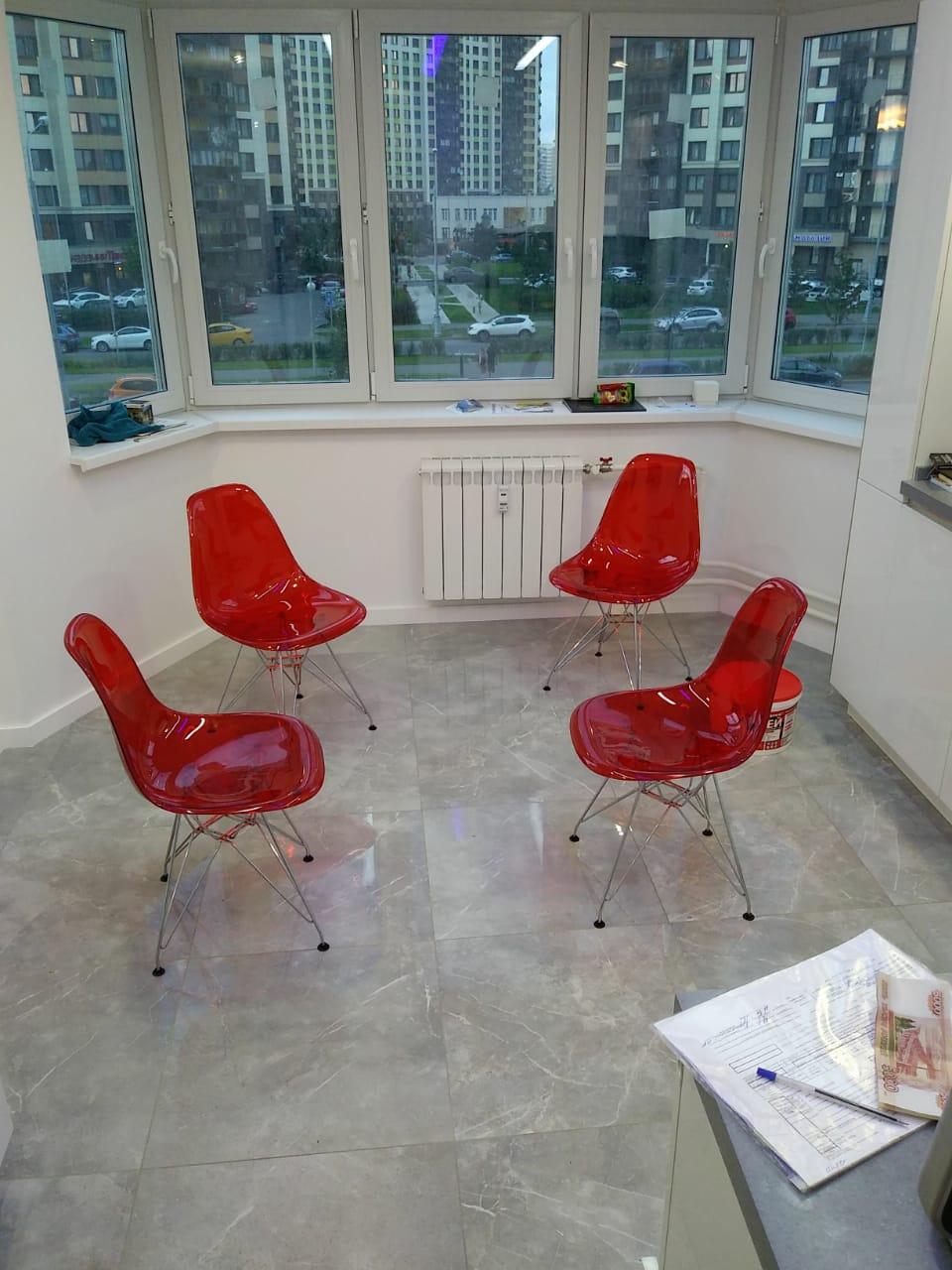 iModern интернет-магазин - Понравилась мебель, но долго рбслуживают в офисе.