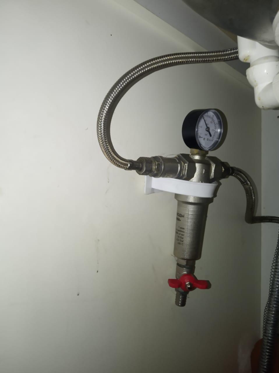 Фибос фильтр для воды - В целом фильтром остались довольны