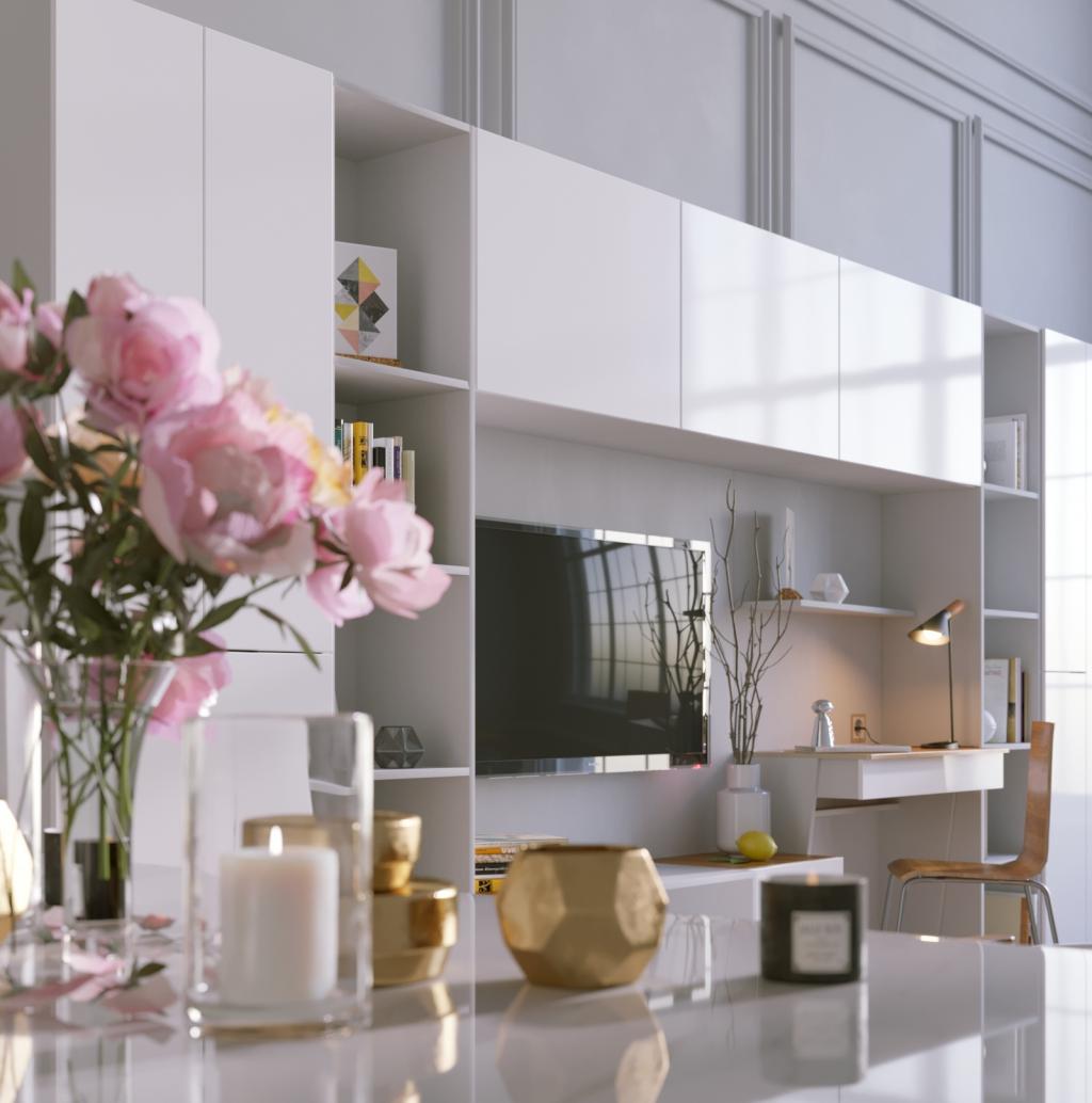 Компания Rerooms - Осталась довольна работой этого дизайн - бюро!