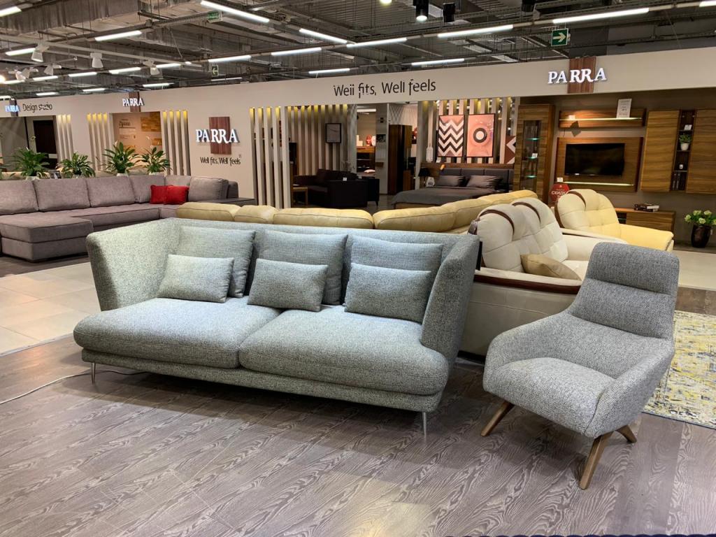 Мебельная фабрика Gray Cardinal - Прекрасный диван, уважительный и дружелюбный консультант!