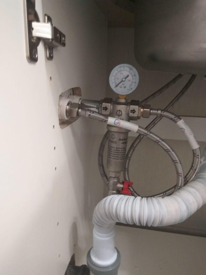 Фибос фильтр для воды - Фибос фильтр для воды отзыв