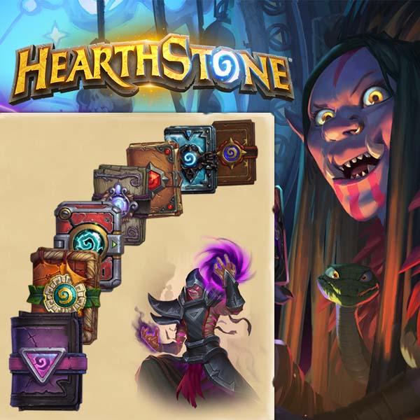 Комплекты Hearthstone - Лучший магазин комплектов hearthstone.store