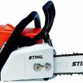 Бензиновая пила STIHL MS 180 отзывы
