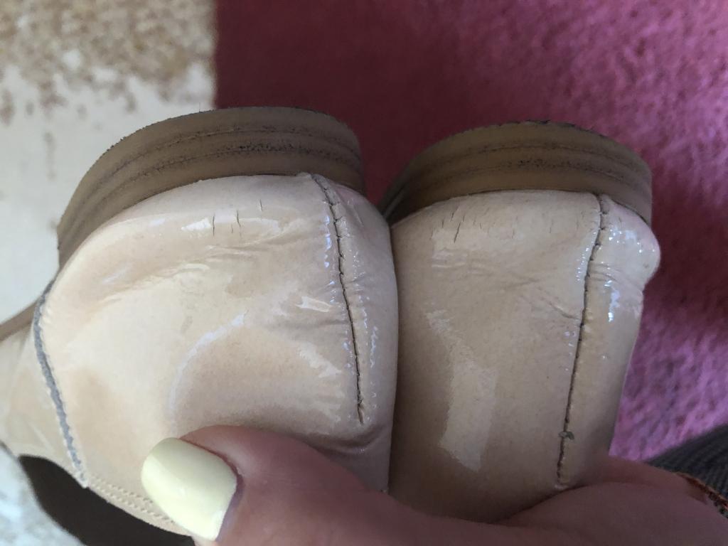 CARLO PAZOLINI - Некачественная обувь