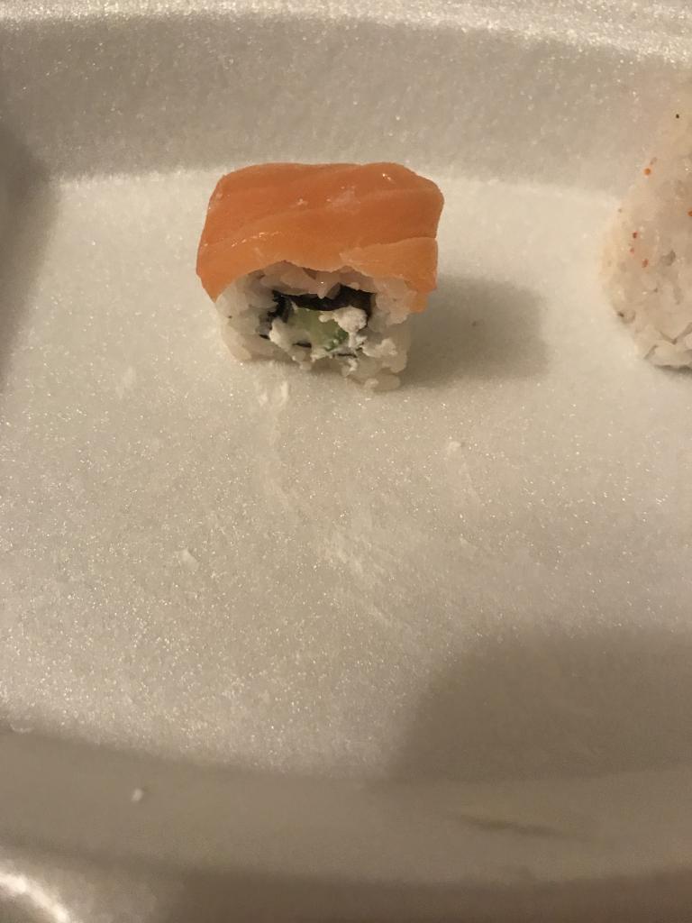 Суши wok - Отсутствие качества