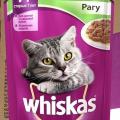 Вискас для кошек старше 7 лет отзывы