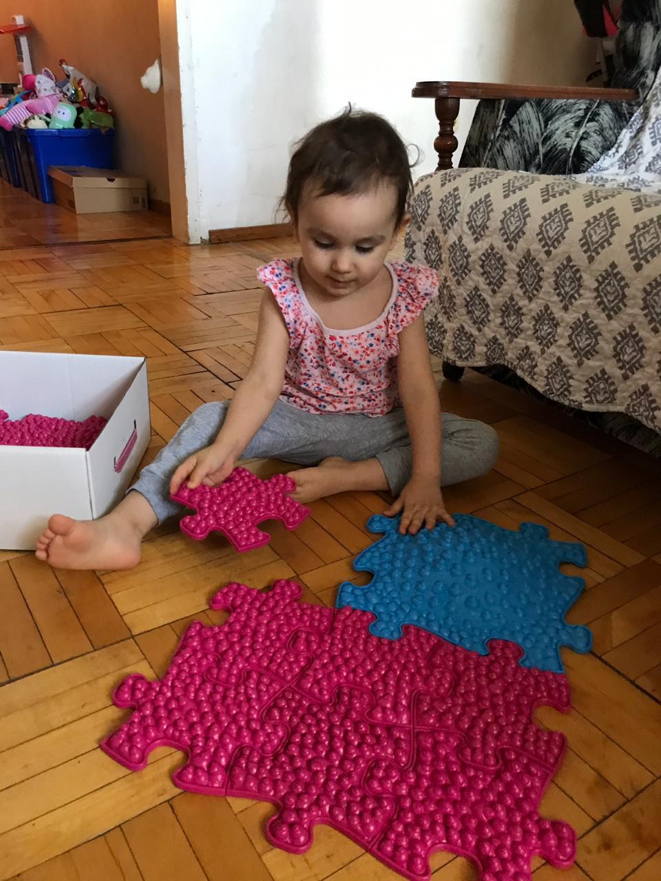ИграПол детские коврики-пазлы - Играпол классные коврики для детей